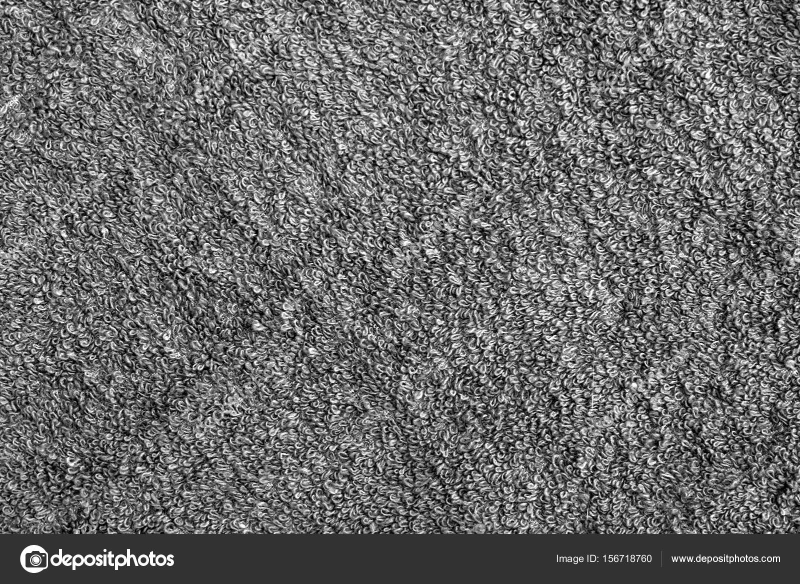 graue farbe bad handtuch muster stockfoto - Bad Muster