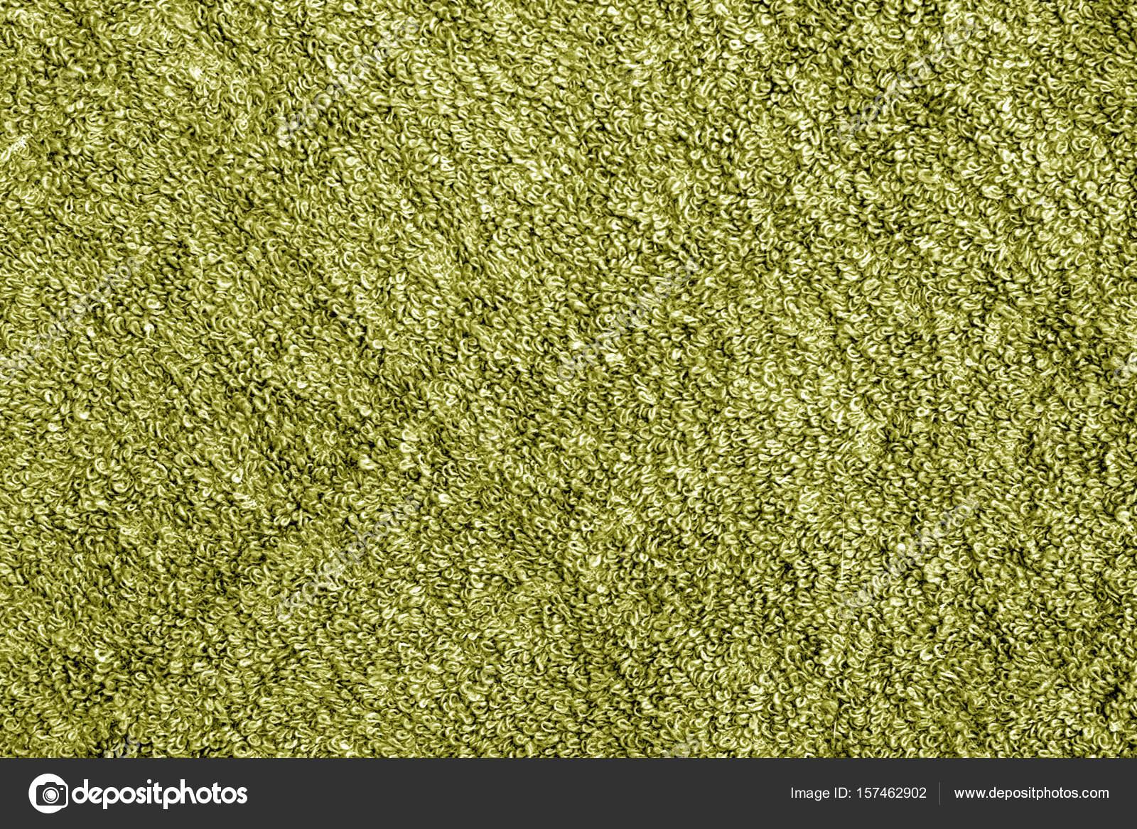gelbe farbe bad handtuch muster stockfoto - Bad Muster