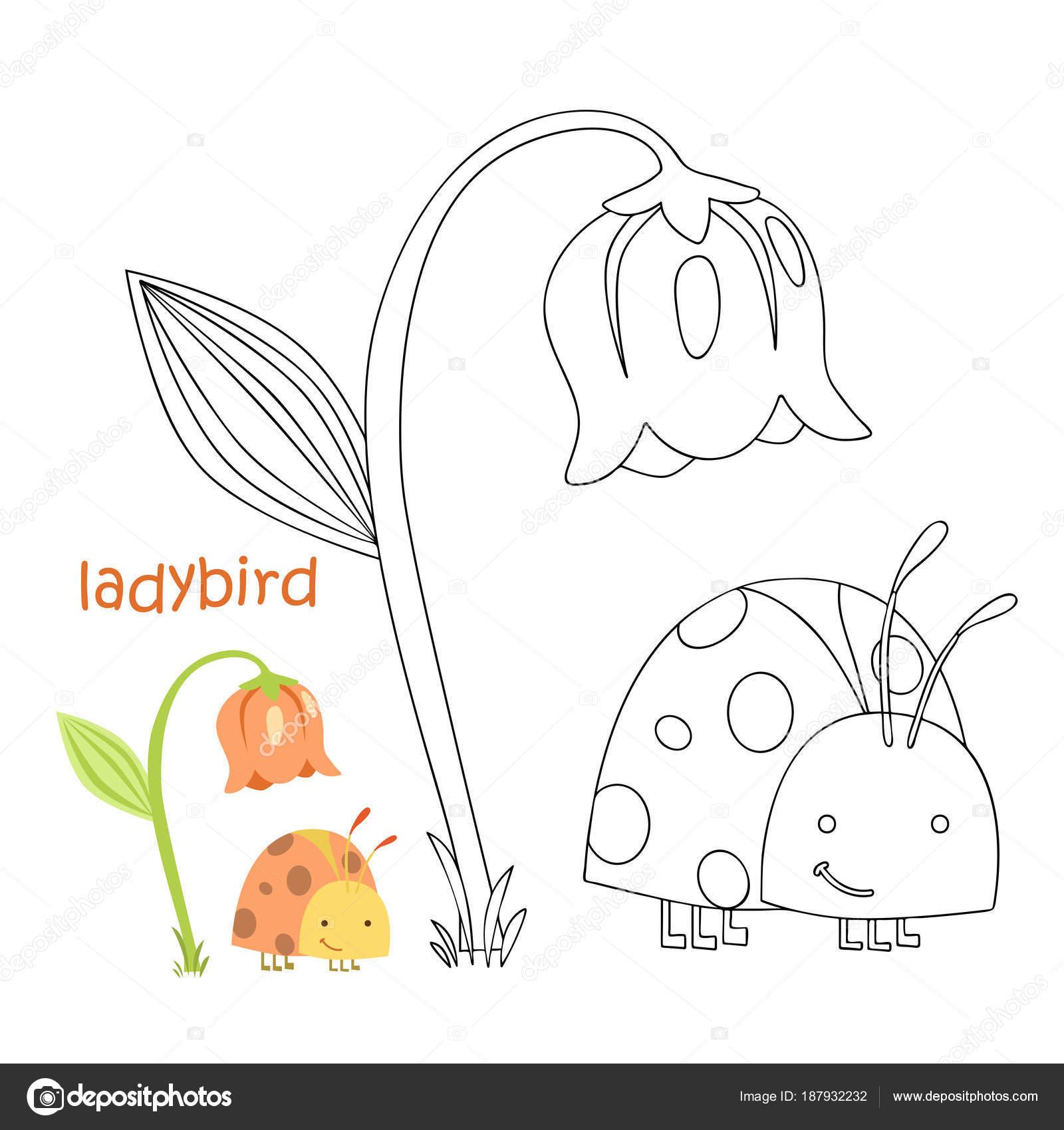 Marienkäfer Malen Mit Kindern - Tier Malen