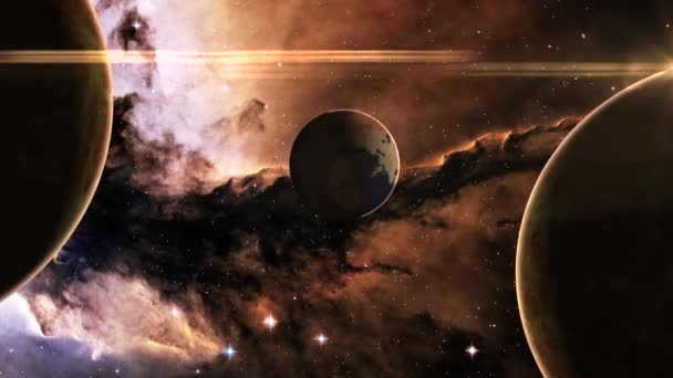Föld, mint bolygó a világűrben