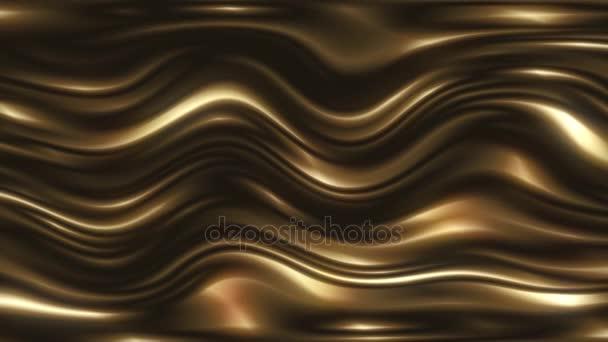 Tekuté zlato Flow pozadí