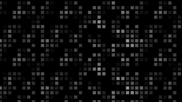 LED obrazovka animace