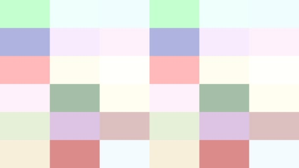 Colorful Rectangles Background Changing Shades