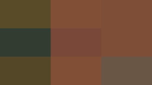 Retrò rettangoli marrone, cambiare lo sfondo di tonalità