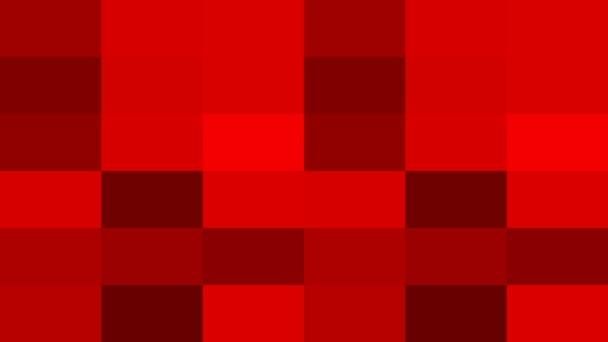 Rectángulos rojos fondo cambiar tonos — Vídeo de stock ... 2302bef5e5cd
