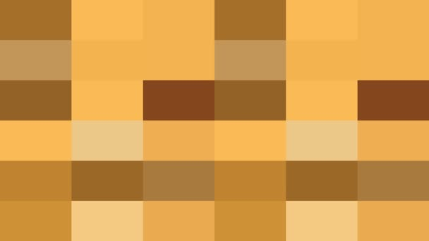 Sfondo marrone retrò rettangoli cambiando tonalità