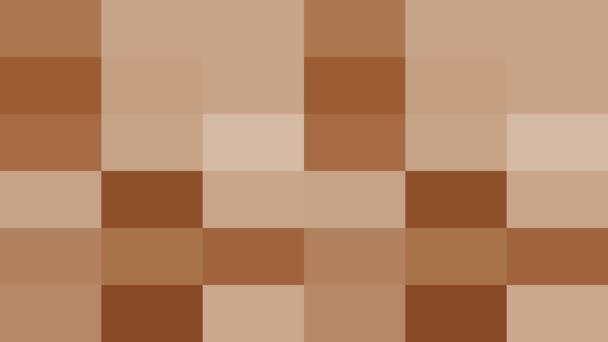 Priorità bassa di seppia rettangoli cambiando tonalità