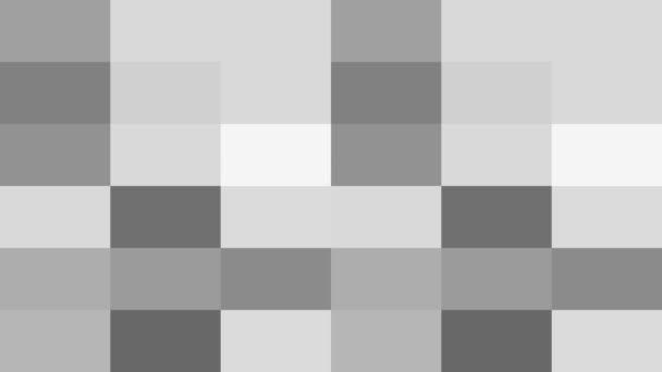 Schwarz / weiß Rechtecke Hintergrund ändern Farben