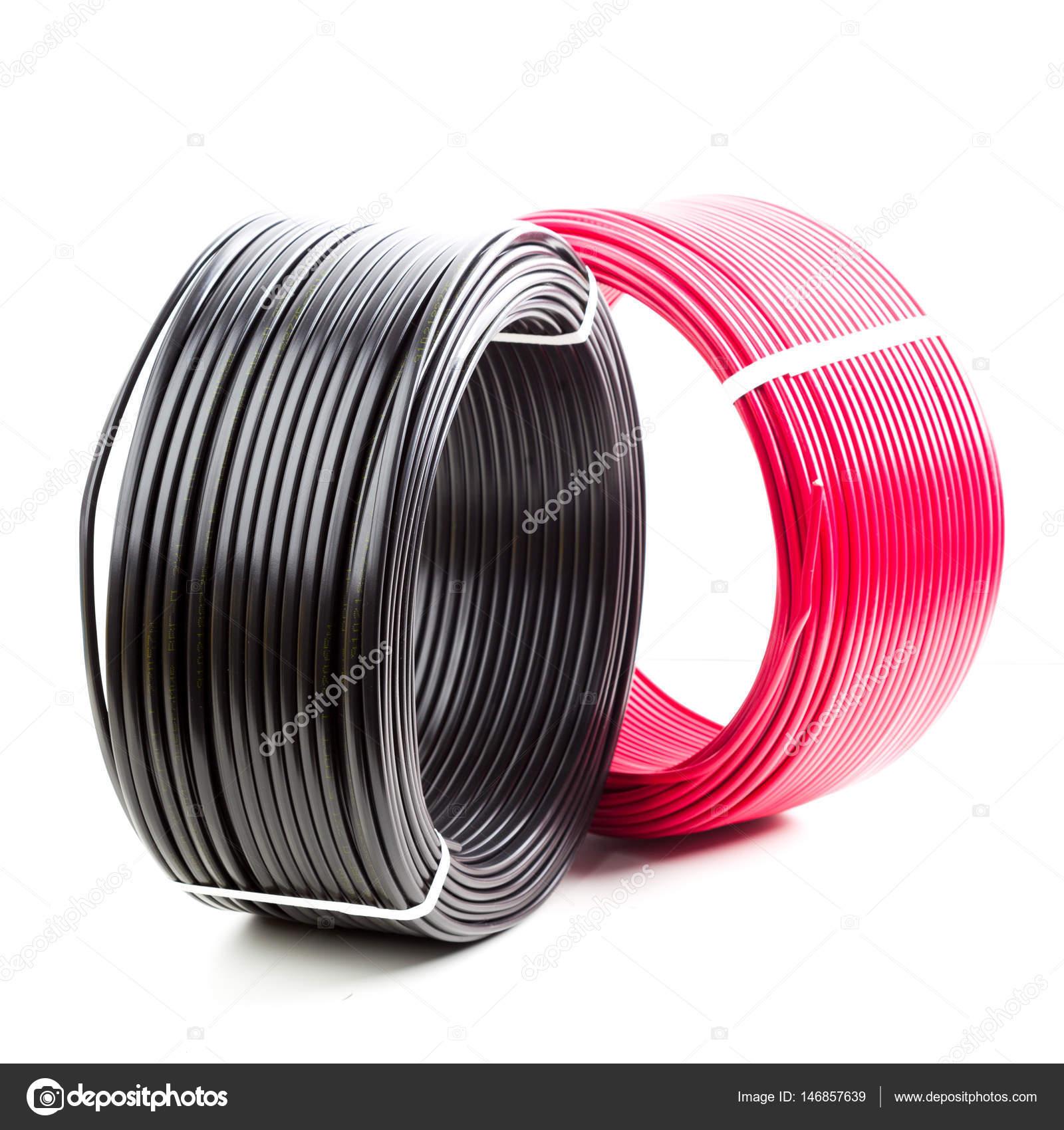 Farbige Elektrokabel farbige kabel stockfoto fotofabrika 146857639