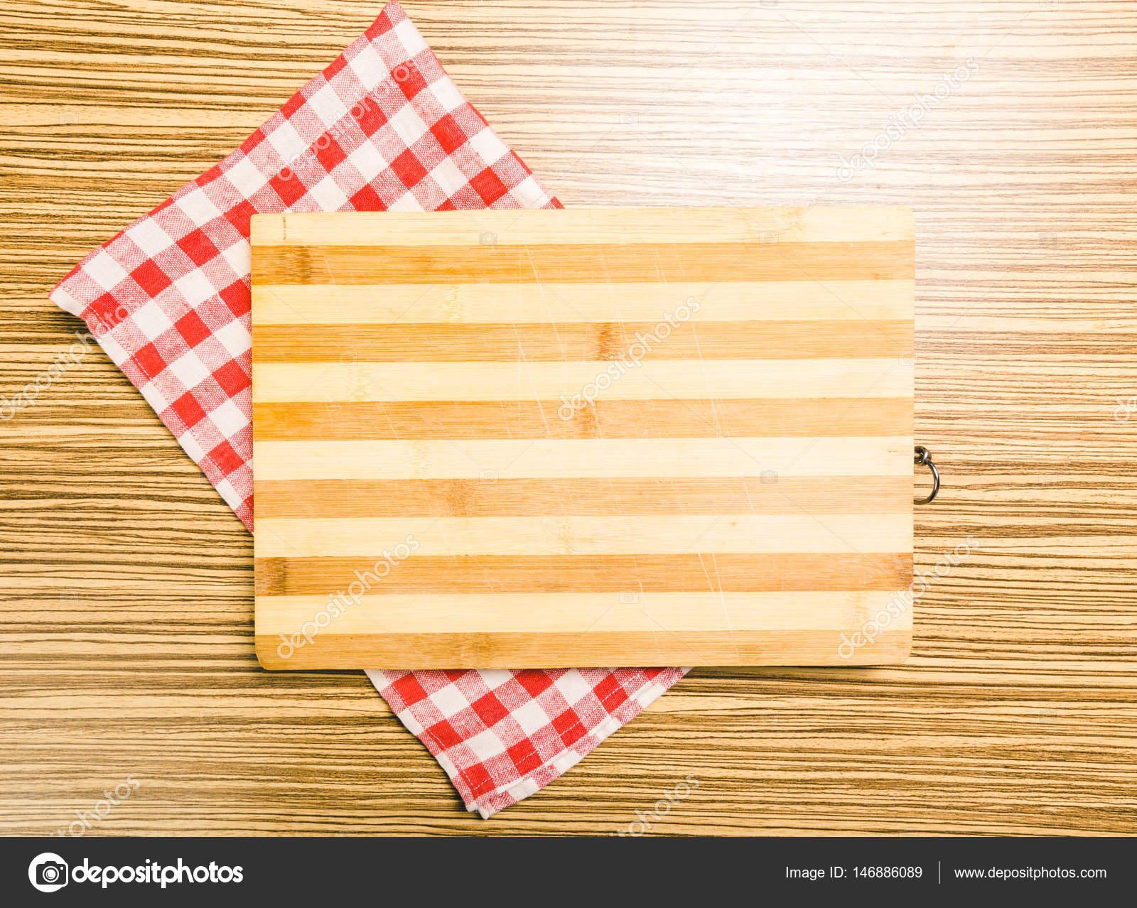 Küche-Schreibtisch auf Tischdecke — Stockfoto © Fotofabrika #146886089