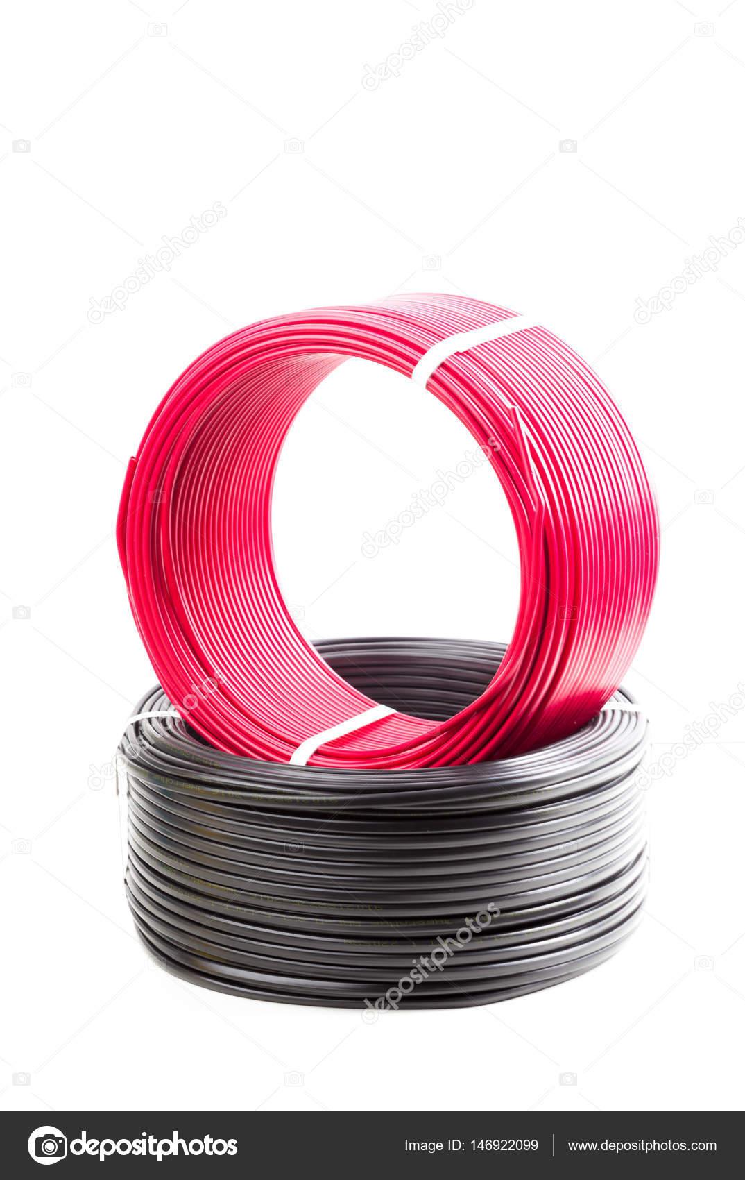 Farbige Elektrokabel farbige kabel stockfoto fotofabrika 146922099
