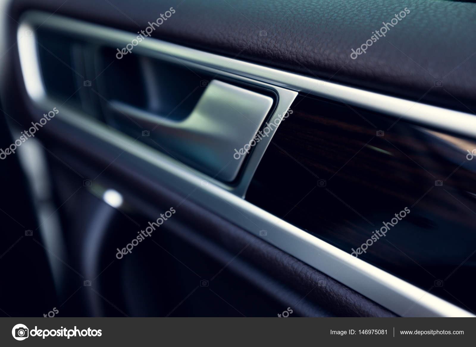 Car Inner Door Handle Stock Photo Fotofabrika 146975081