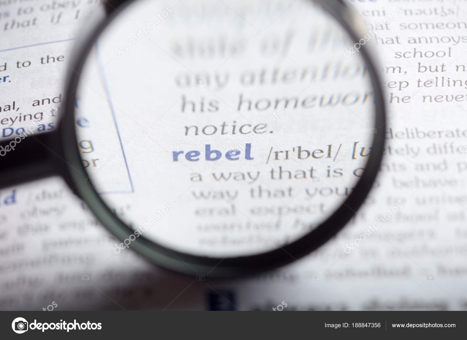 definition word dictionary close view — stock photo © fotofabrika