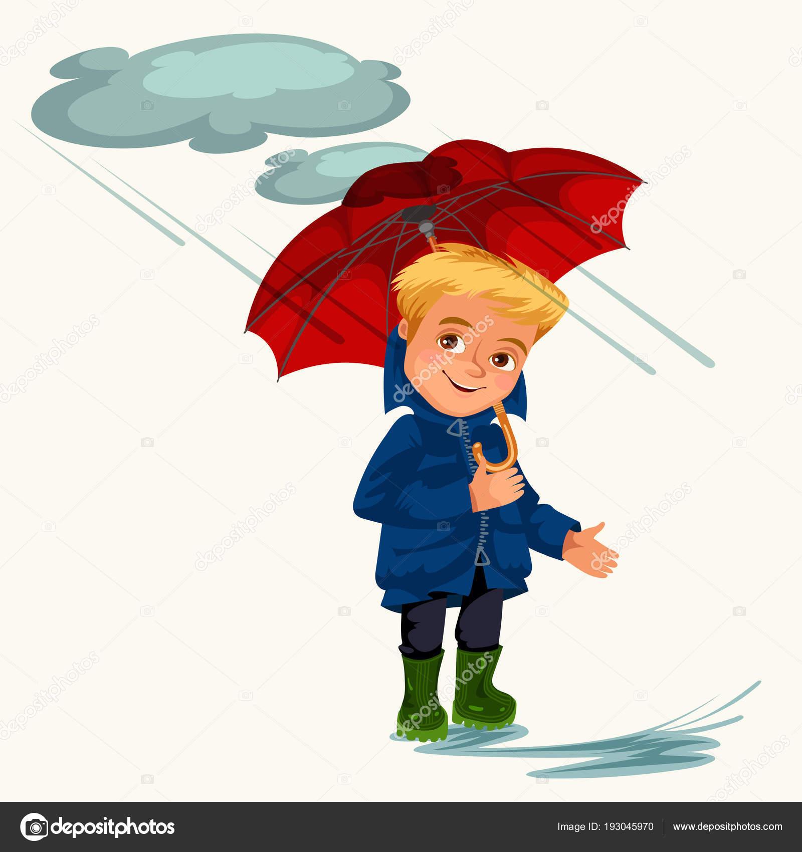 Uomo a piedi con le mani ombrello gocce di pioggia for Piani di fattoria sotto 2000 piedi quadrati