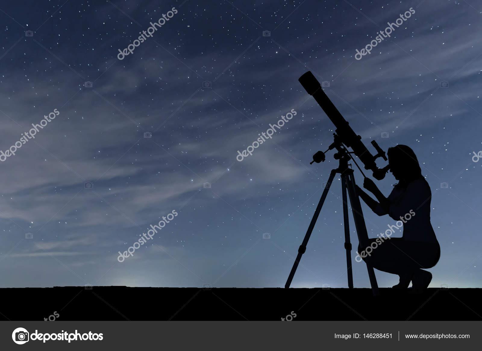 comment regarder les etoiles avec un telescope