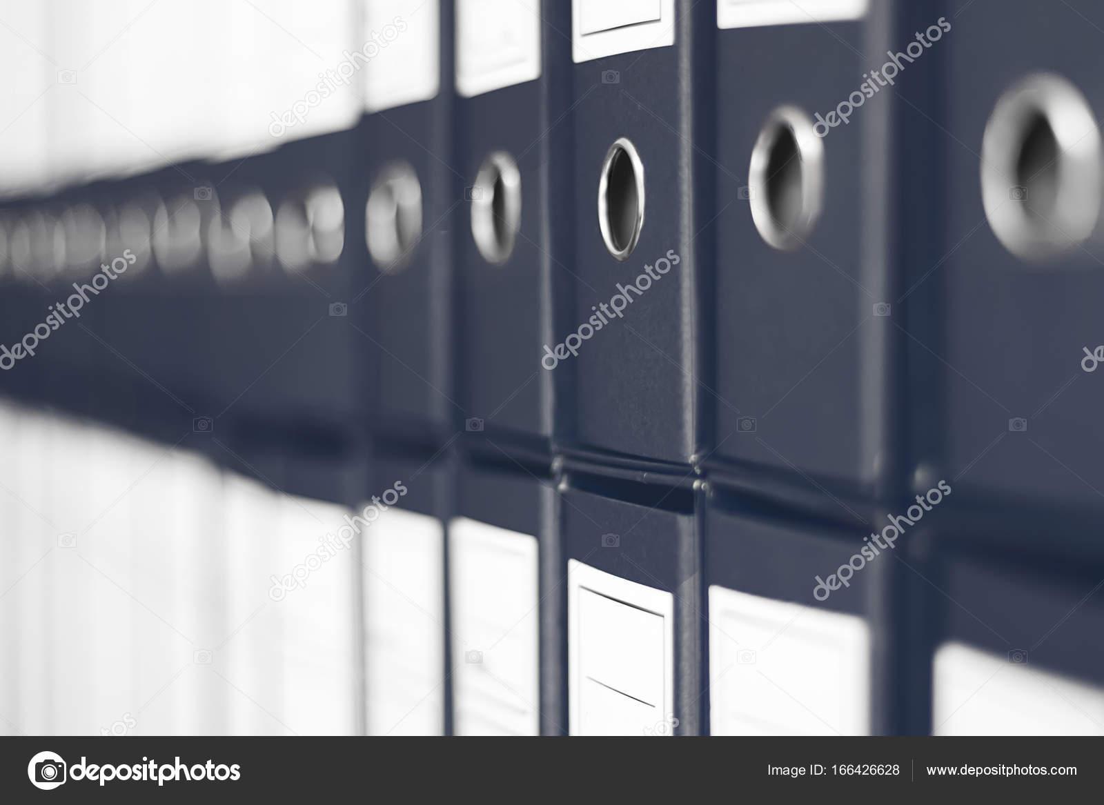 Classeurs à anneaux étagère de bureau fichier archive