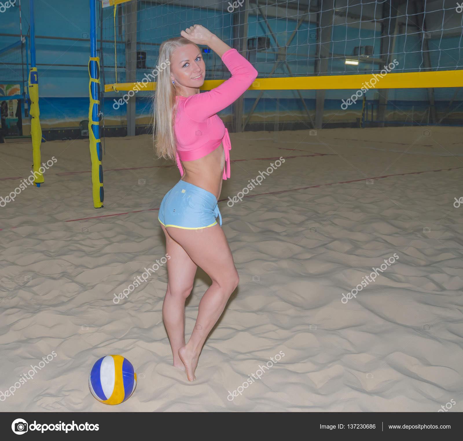Волейбол сексуальная дквушки