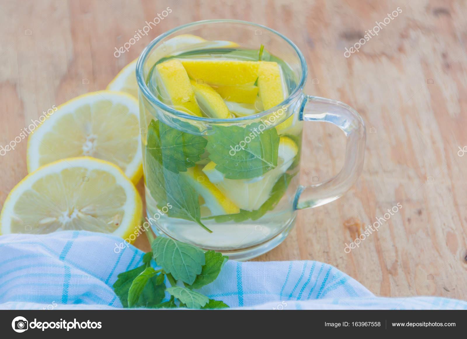 Мята и лимон напиток в домашних условиях 281
