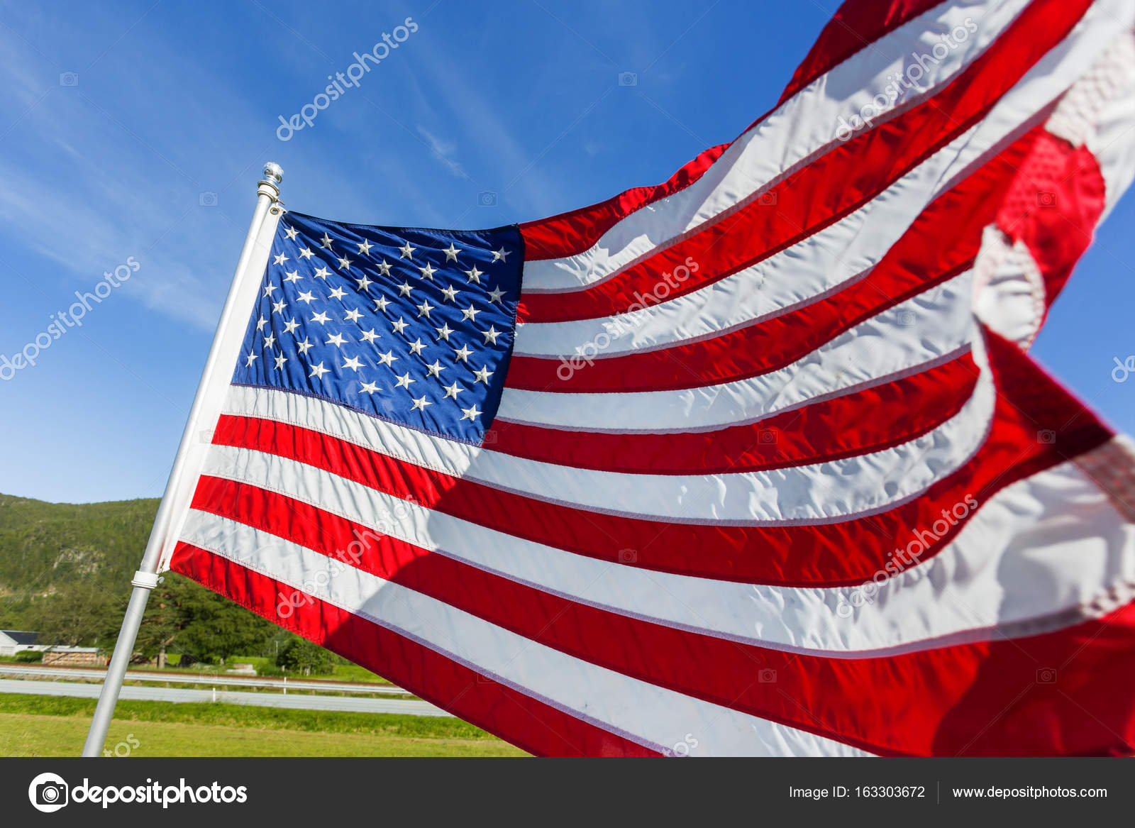 flag of the united states of america american flag or the stars and