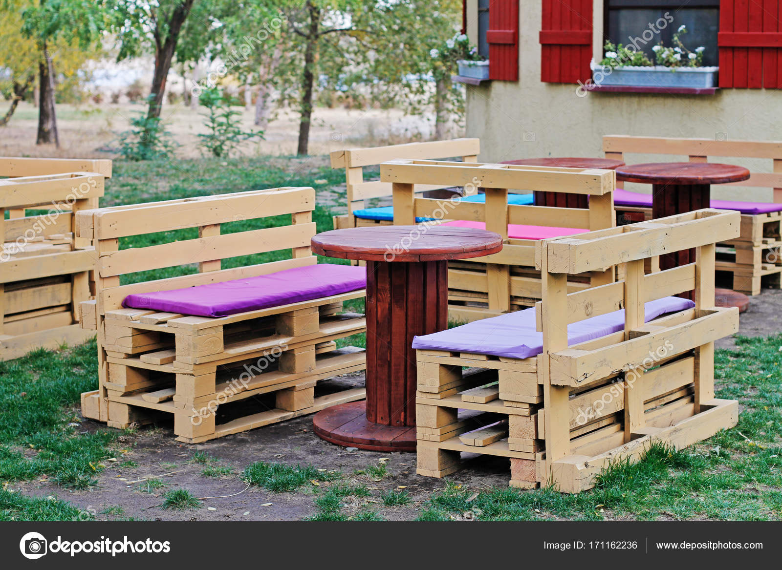 Muebles Bobinas Madera ~ Obtenga ideas Diseño de muebles para su ...