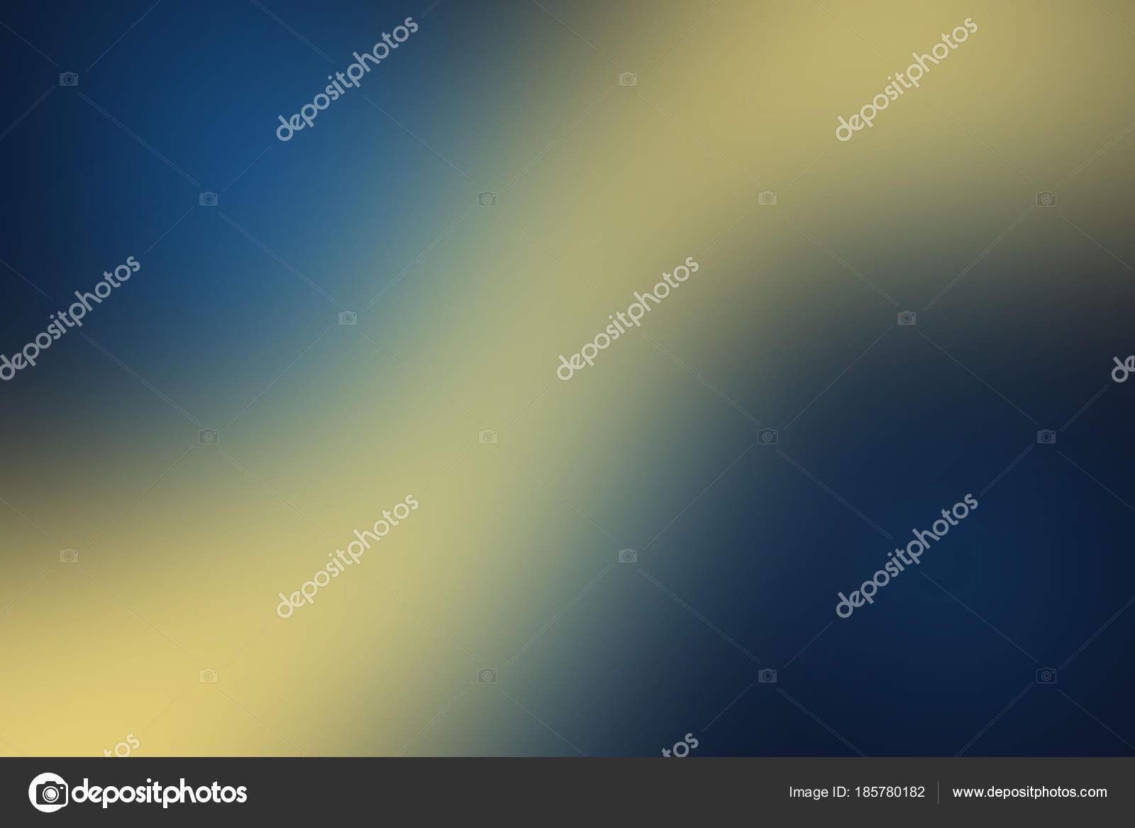 Fondo Color Azul Fondo Color Azul Amarillo Borrosa