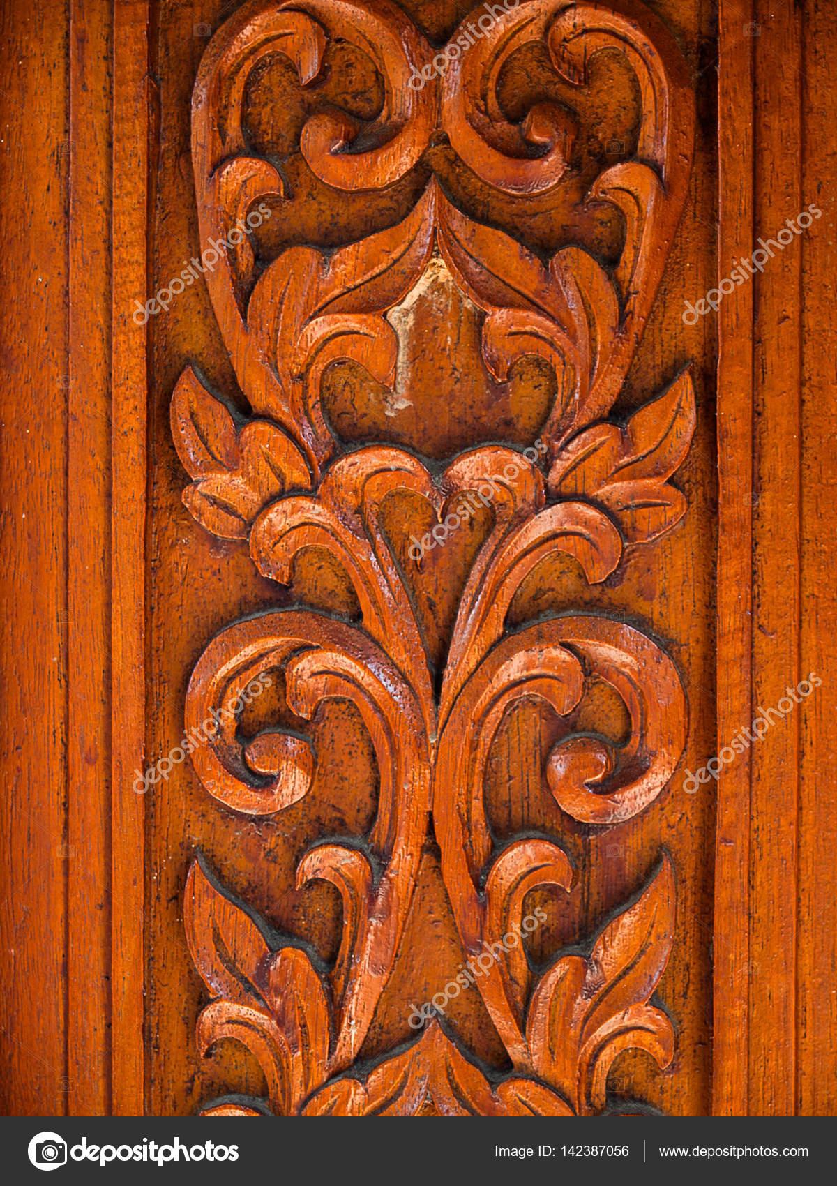 Art of wood carving. details threads u2014 stock photo © kun2512 #142387056