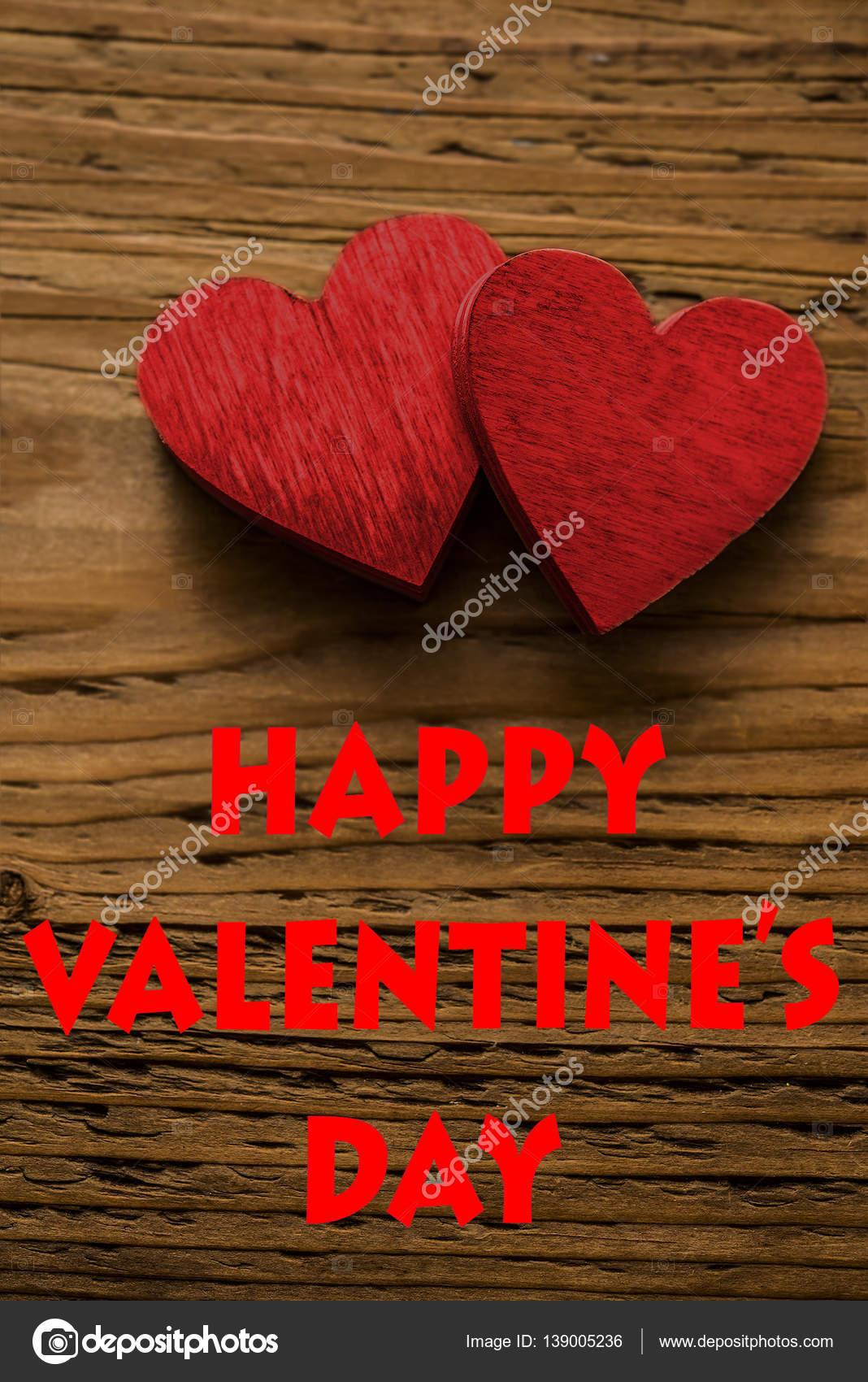 Happy Valentine S Day Words Stock Photo C Borjomi88 139005236
