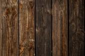 staré hnědé pozadí Dřevěná prkna ve věku