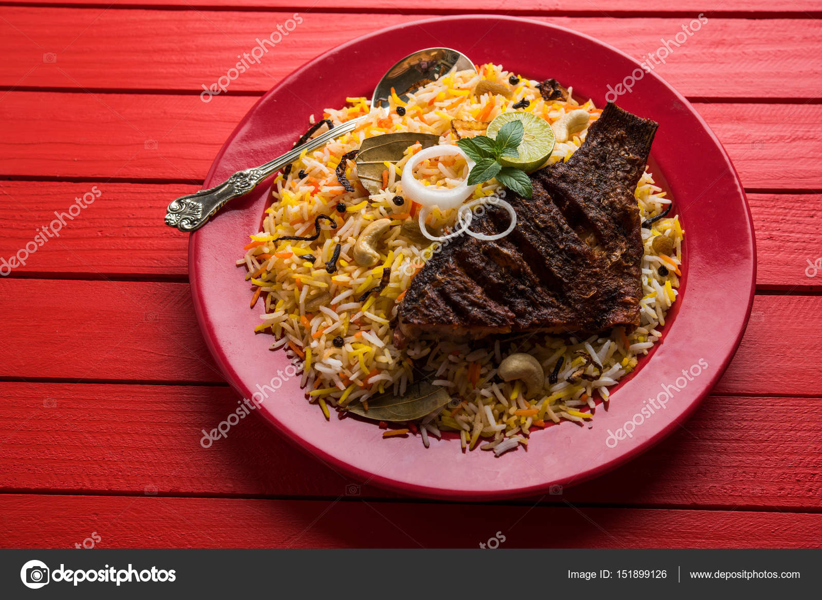 рецепт рыба с рисом по моринадом