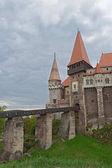 Castel di Hunyad, hunedoara, Transilvania, Romania