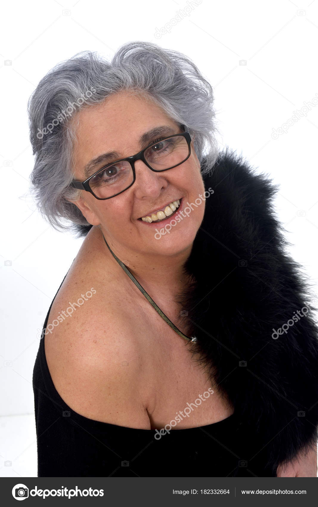 Old lady sexy photo
