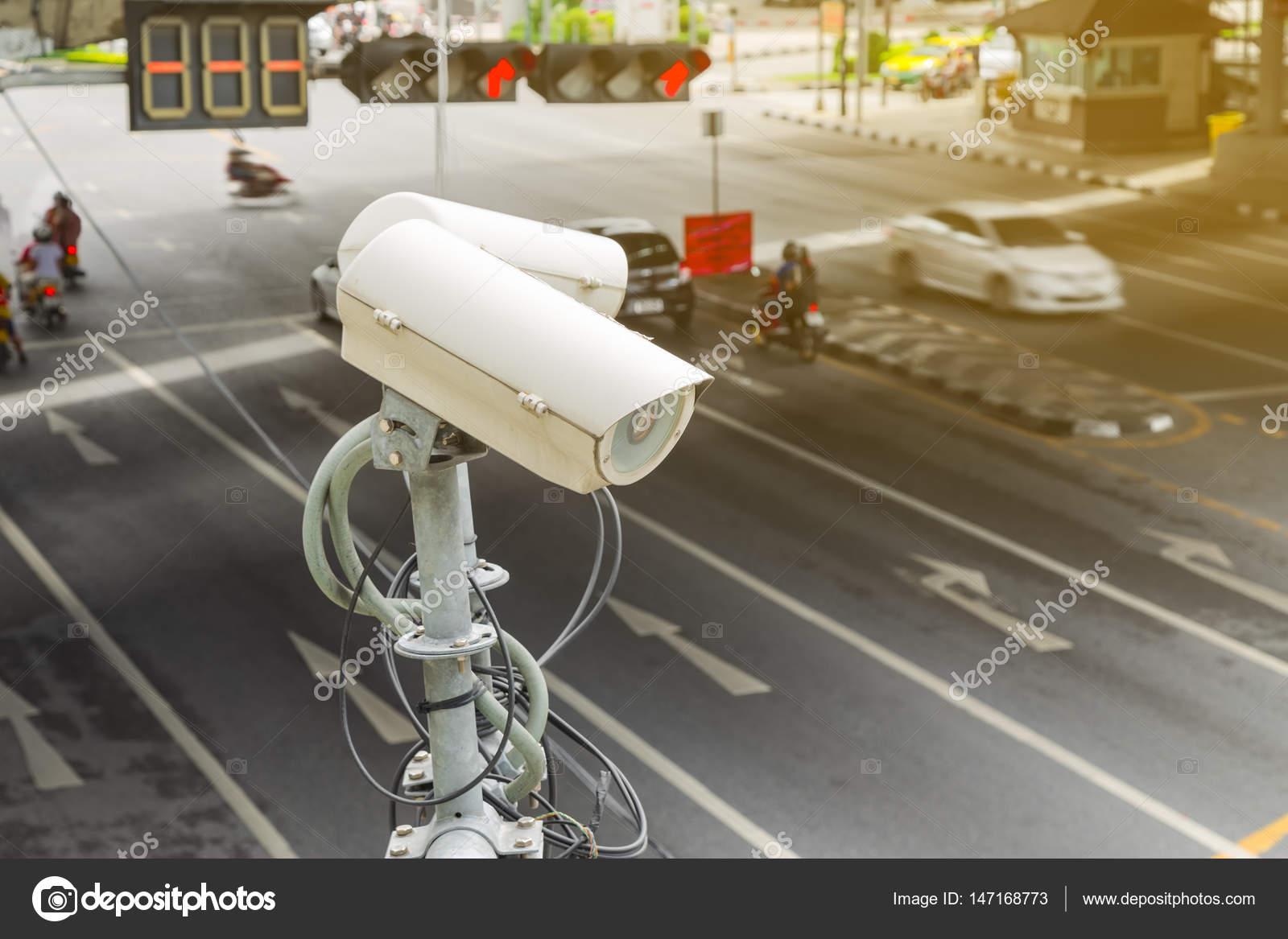 camera de surveillance trafic routier