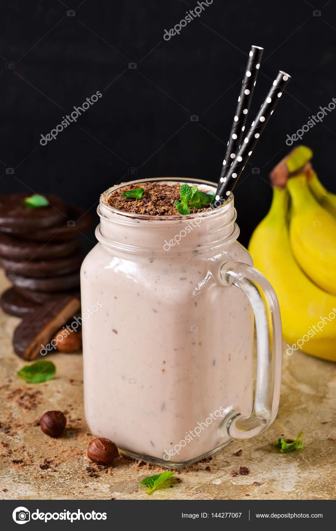 Çikolatalı Smoothie