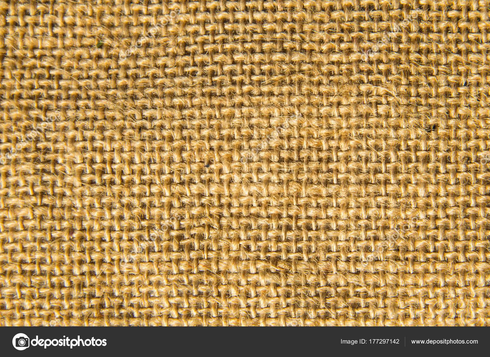 Fondo de tela de saco. Textura de la tela rústica — Foto de stock