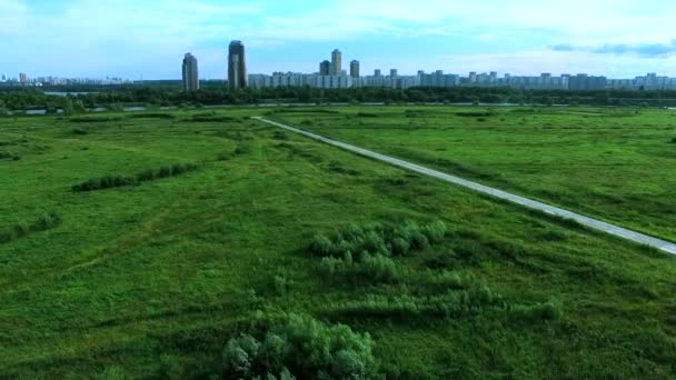 Grass field aerial Yellow Flying In The Field Over The Green Grass And Trees Not Far Away From The City Aerial View 4k Stock Footage Depositphotos Flying In The Field Over The Green Grass And Trees Not Far Away From