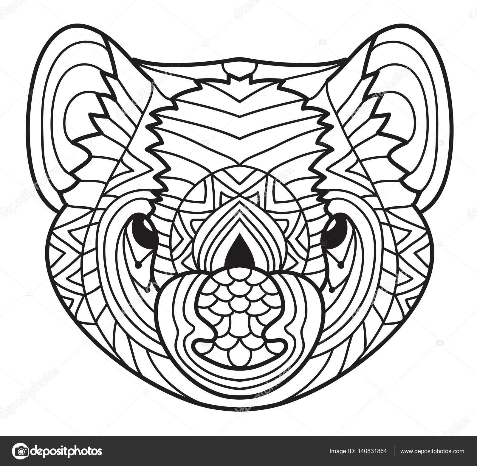Dibujo Demonio De Tasmania Para Colorear Animales De