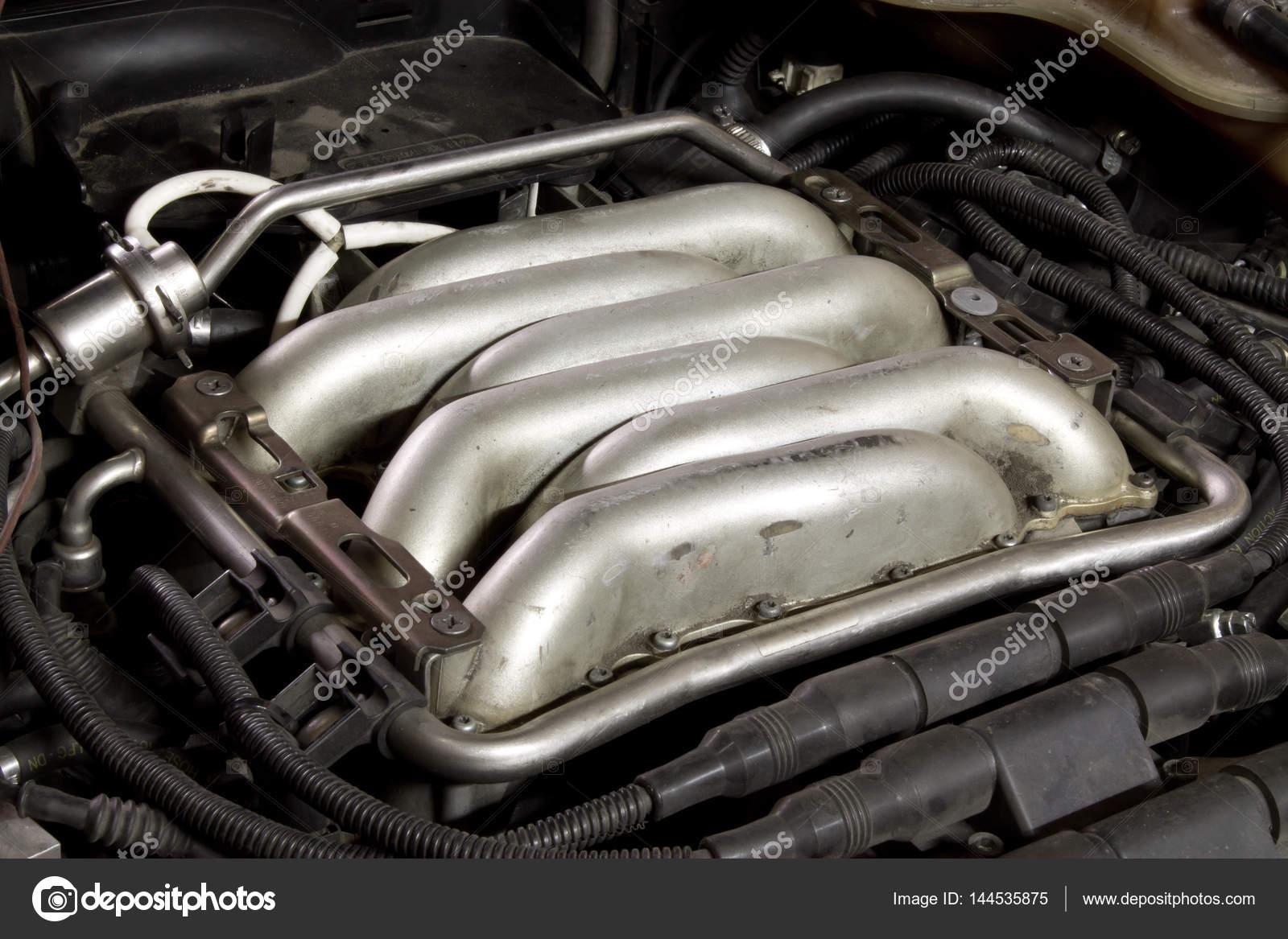 old car engine — Stock Photo © kirilllutz #144535875