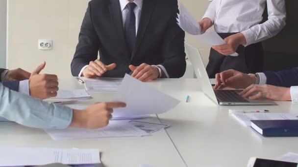Creative business team meeting in modern start up office
