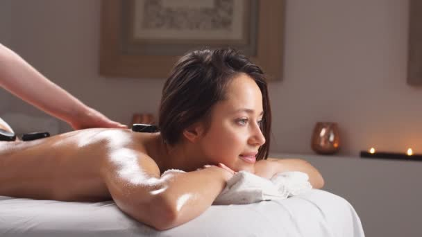 hot girl massage
