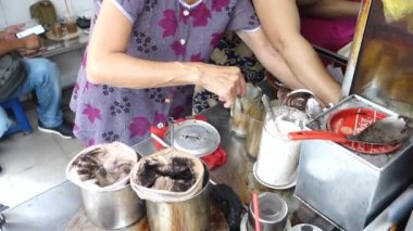 Coffee stockingin Ho Chi Minh city, Viet Nam