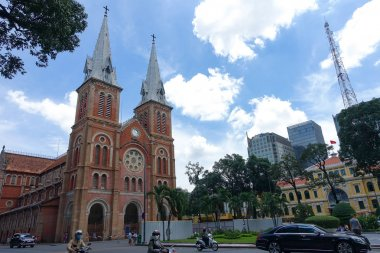 Sai Gon Notre Dame Cathedral