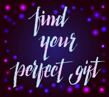 Find perfect gift