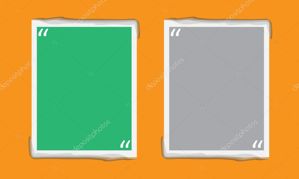 Vector cotizar caja con texto de estilo Grunge — Archivo Imágenes ...
