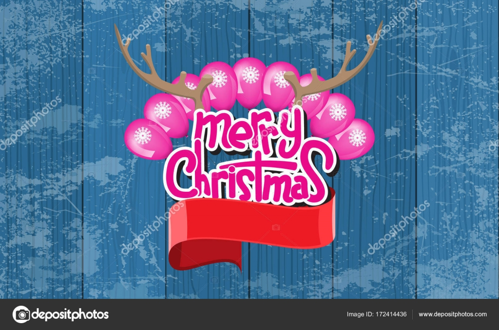 Frohe weihnachten schriftzug aus holz