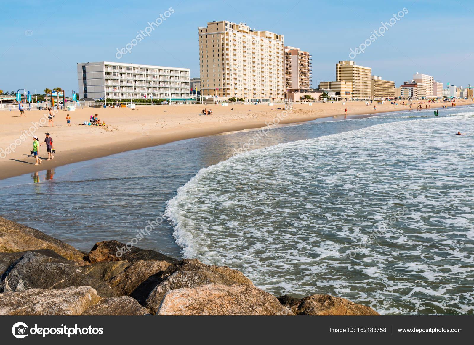 Pictures: virginia beach boardwalk | View of Virginia Beach