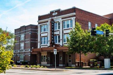 The Attucks Theater in Norfolk, Virginia