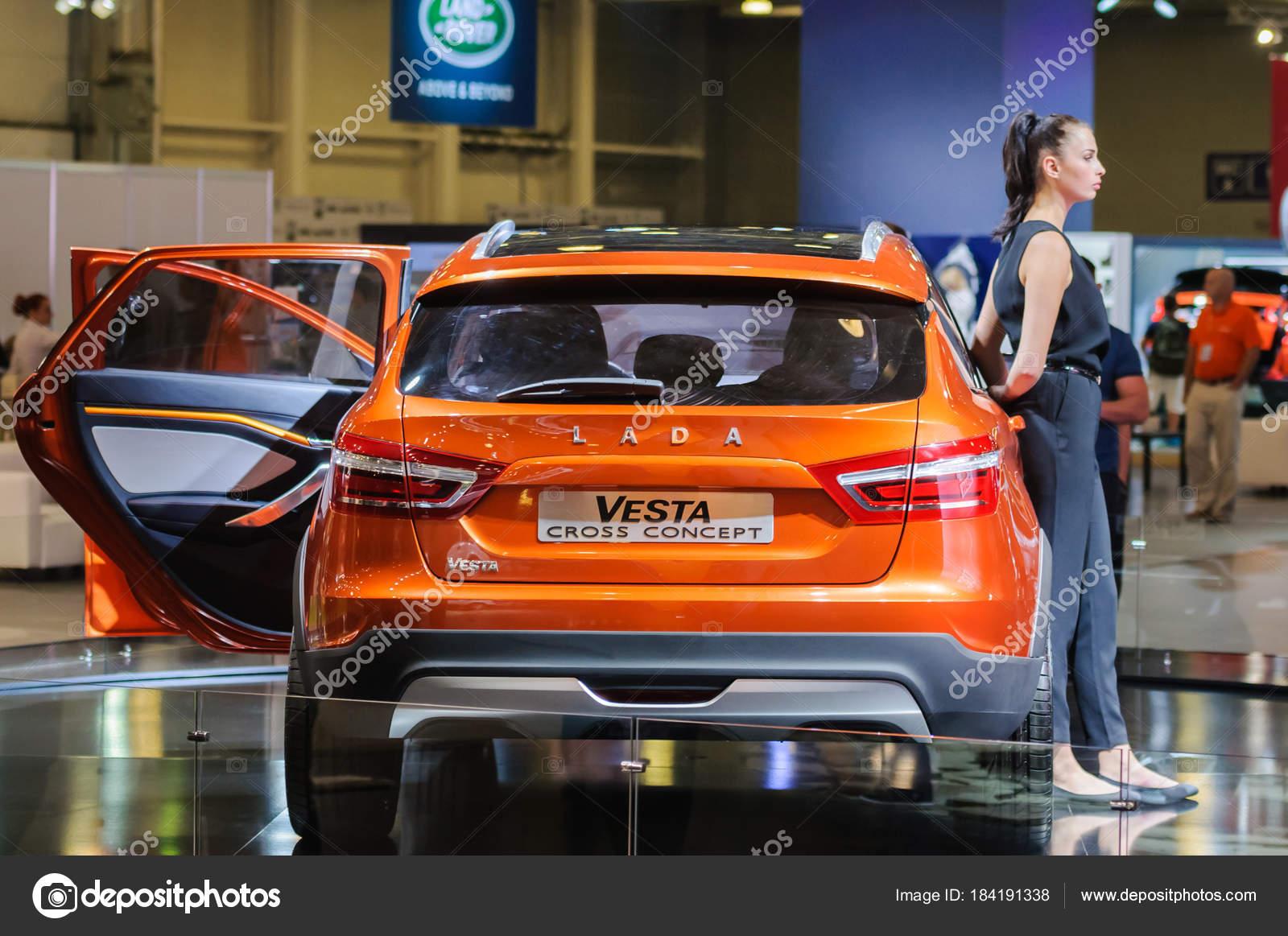 concept cars выставка в крокусе