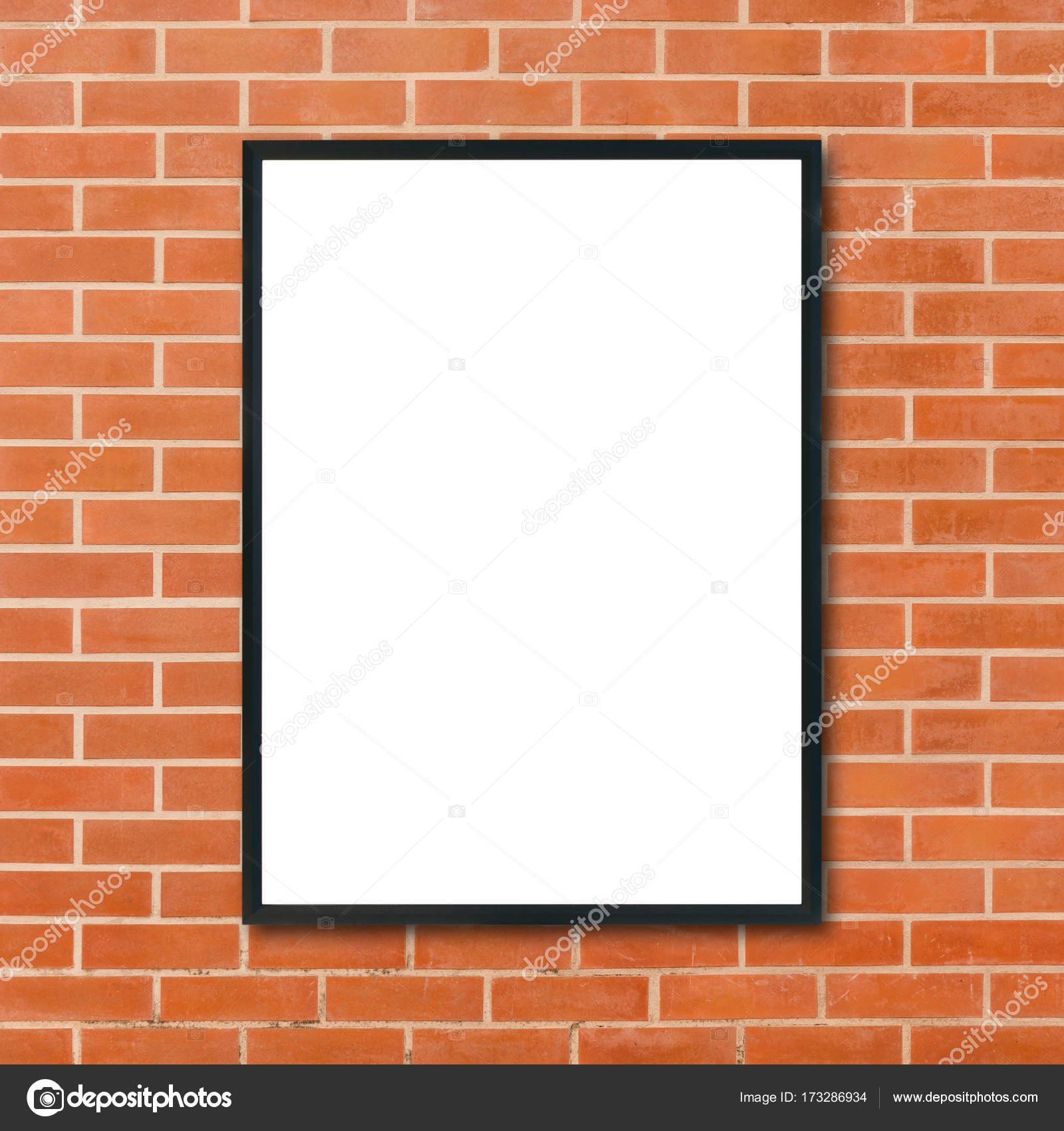 How To Hang A Painting On A Brick Wall