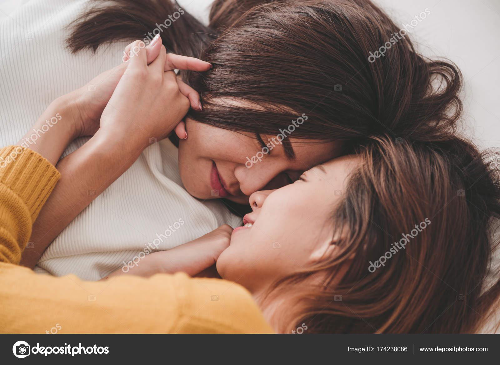 Fiatal ázsiai pár szex