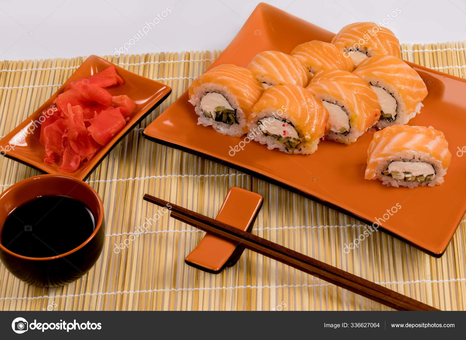 Обои соус, Японская кухня, имбирь. Еда foto 19